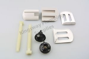 Celmac Bottom Fix Plastic Hinges (FDR11WH)